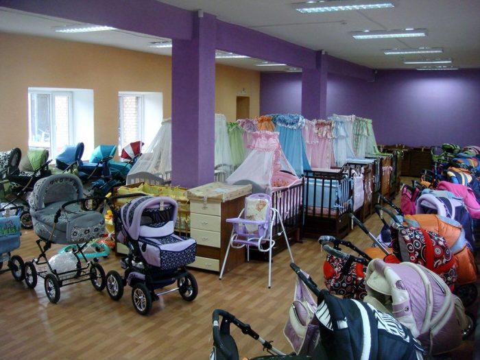 Магазин кроваток для новорожденных в москве адреса