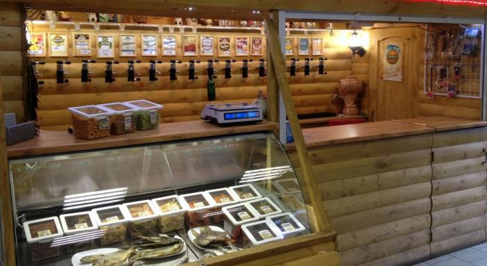 Бизнес-идея: Открытие магазина разливного пива