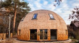 Идея малого бизнеса: производство купольных домов
