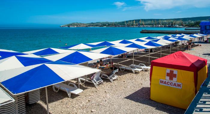 Бизнес-идея: Частный пляж