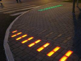 Бизнес-идея: Мощение с подсветкой