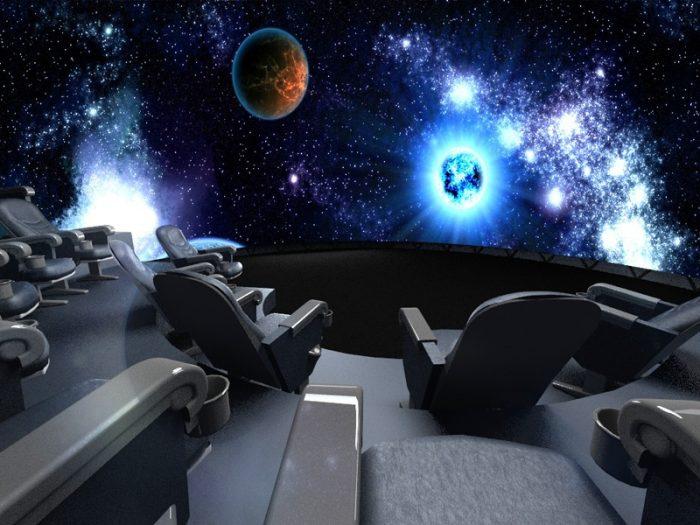 Бизнес идея: Мобильный планетарий