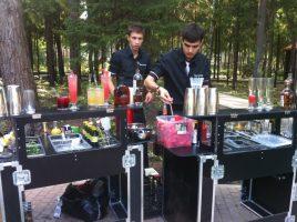 Бизнес-идея: Выездной коктейль-бар