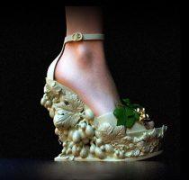 Бизнес идеи: Печать обуви при помощи 3D-принтера