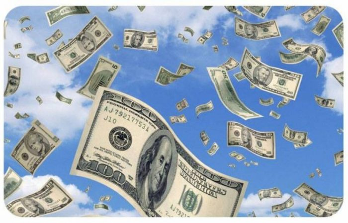 Создание денег из воздуха