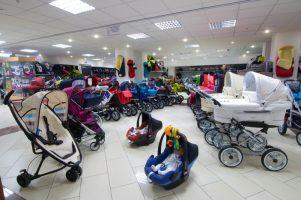 Бизнес идея: Магазин детских колясок