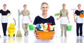 Бизнес идея: Уборка помещений