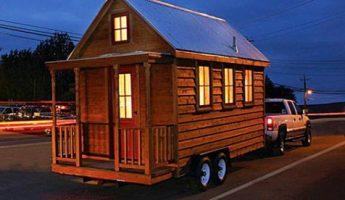 Бизнес идея: Турбаза из домиков на колесах
