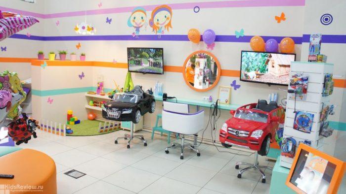 Бизнес идея: Детская парикмахерская