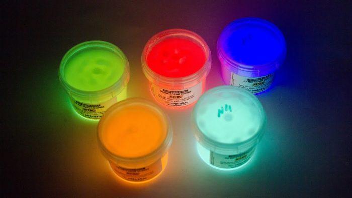 Бизнес-идея: Продажа светящейся краски