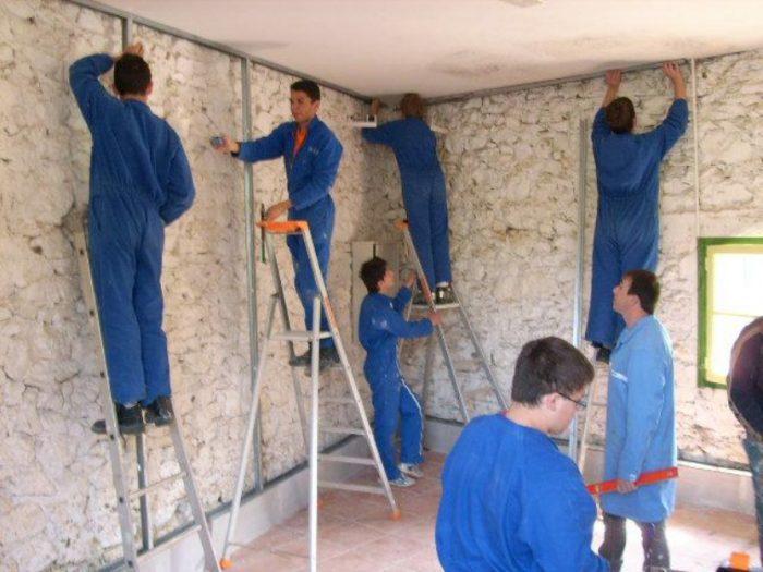 Бизнес идея: на отделочной работе