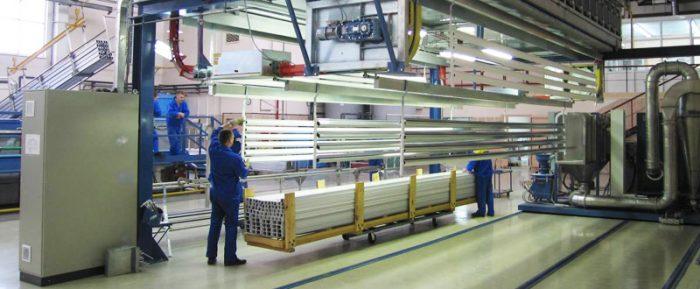 Бизнес-идея: производство конструкций из алюминиевого профиля