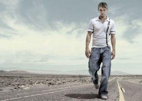 Походка и характер человека