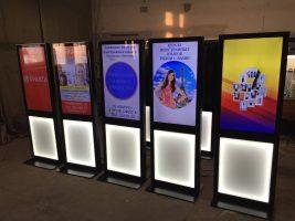 Бизнес идея: Рекламный мультимедийный модуль