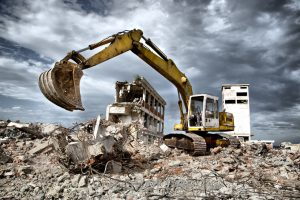 Бизнес идея: Снос зданий