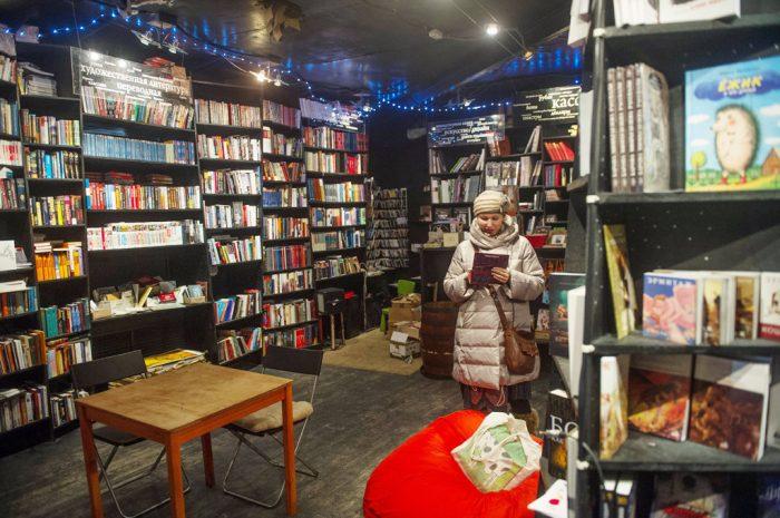8 причин зайти в книжный магазин