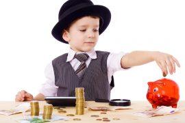 Чему нужно обучить своих детей, чтобы они стали миллионерами