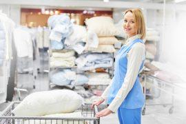 Бизнес-идея: Очистка подушек