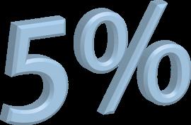 """Техника """"5%"""""""