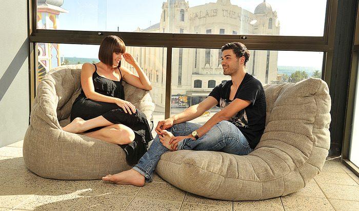 Бизнес идея: Производство и продажа бескаркасной мебели (Бин Бэгов)