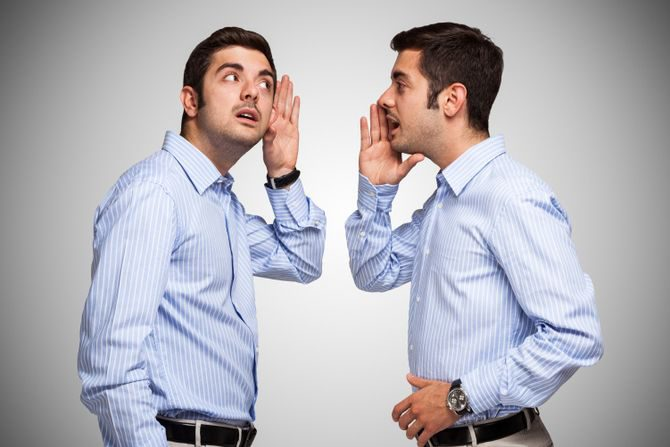 Почему полезно говорить с самим собой?