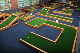 Бизнес-идея: Мини-гольф площадка