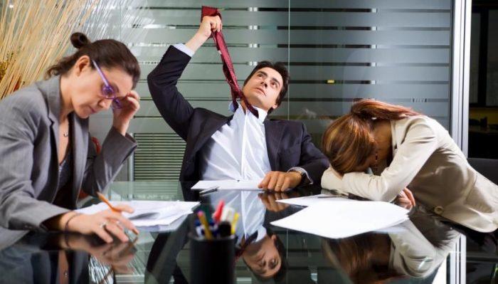 8 причин уволиться с работы