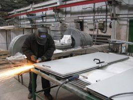 Бизнес идея: Производство металлических дверей