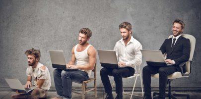Смелость против скромности в карьере
