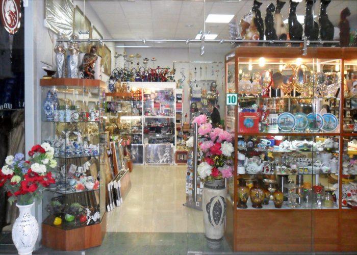 Бизнес-идея: Магазин сувениров и подарков