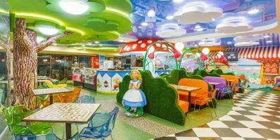 Бизнес идея: Семейное кафе для детей и родителей