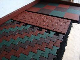 Бизнес-идея: Производство плитки из резиновой крошки