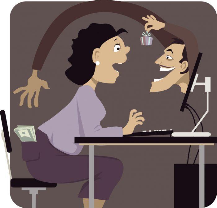 Борьба с интернет-мошенниками