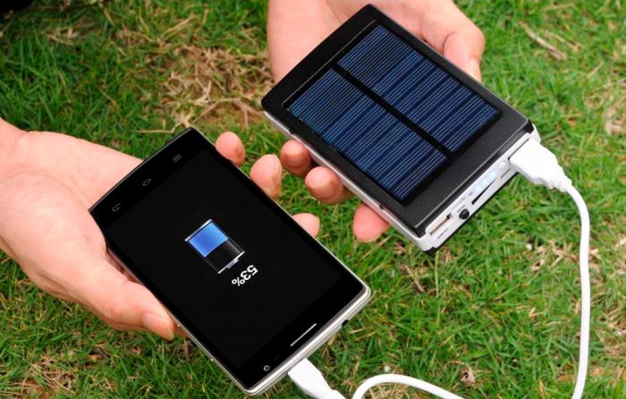 Бизнес-идея: Продажа солнечных батарей для гаджетов