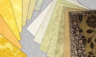 Бизнес идея: Текстильные обои