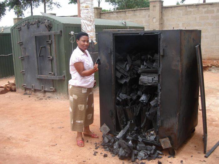 Бизнес-идея: производство древесного угля
