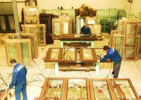 Бизнес-идея: Производство деревянных окон