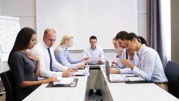 Коммерческие отделы компании и их взаимодействие в продажах