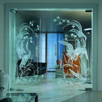 Бизнес идея: Матирование стекол и зеркал