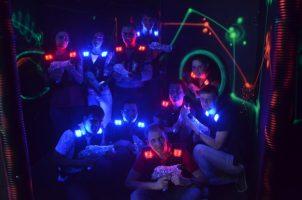 Бизнес-идея: Организация соревнований по игре лазертаг