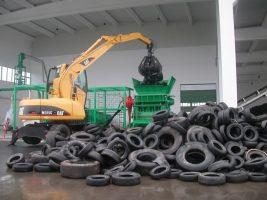 Бизнес идея: Переработка автомобильных шин