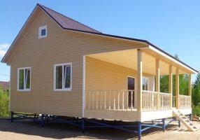 Бизнес идея: Каркасно-щитовые дома