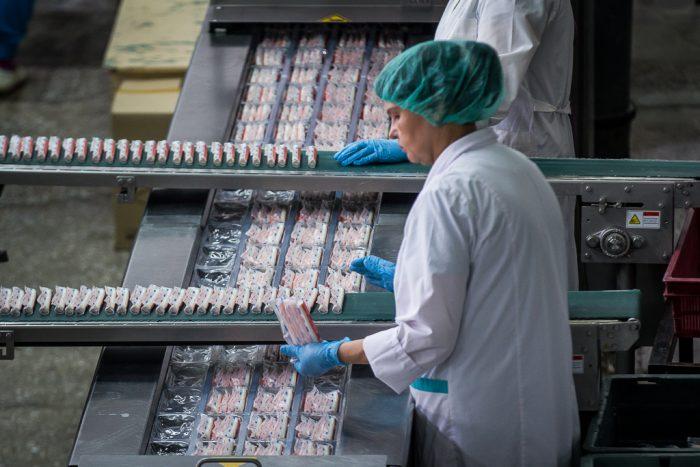 Бизнес идея: Производство крабовых палочек