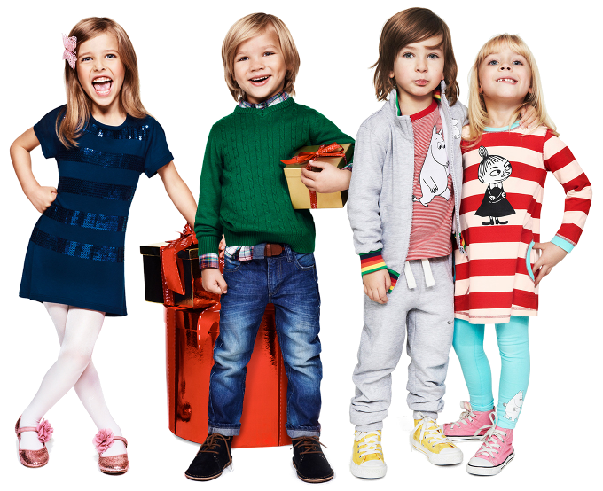 Бизнес-идея: Одежда для детей