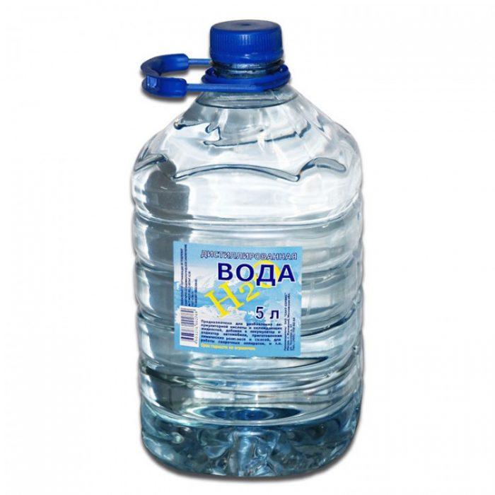 Бизнес-идея: Производство дистиллированной воды