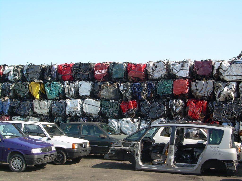 Выходит, Восстановление из утилизации автомобиля 2017 стала
