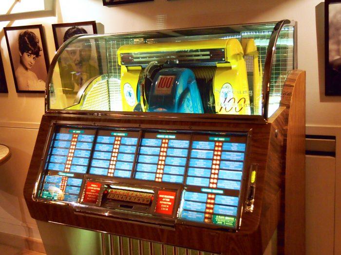 Бизнес идея: Музыкальный автомат в кафе