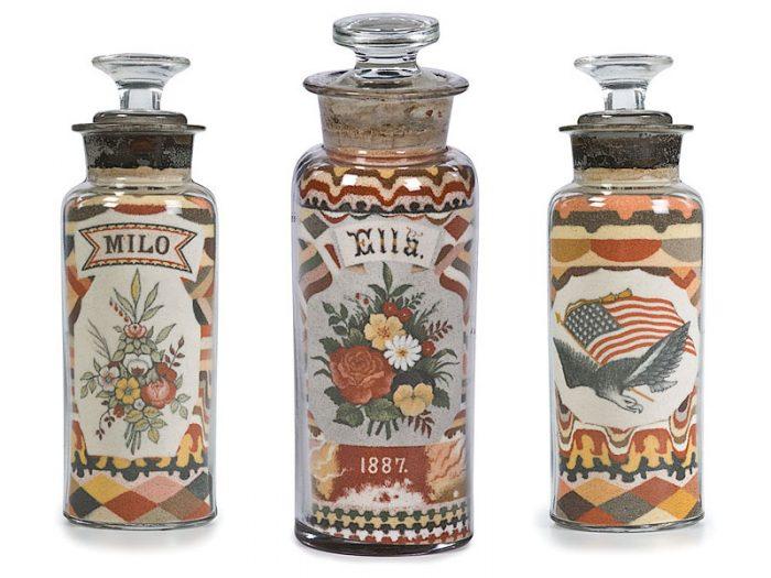 Бизнес идея: Создание картин из песка в бутылке