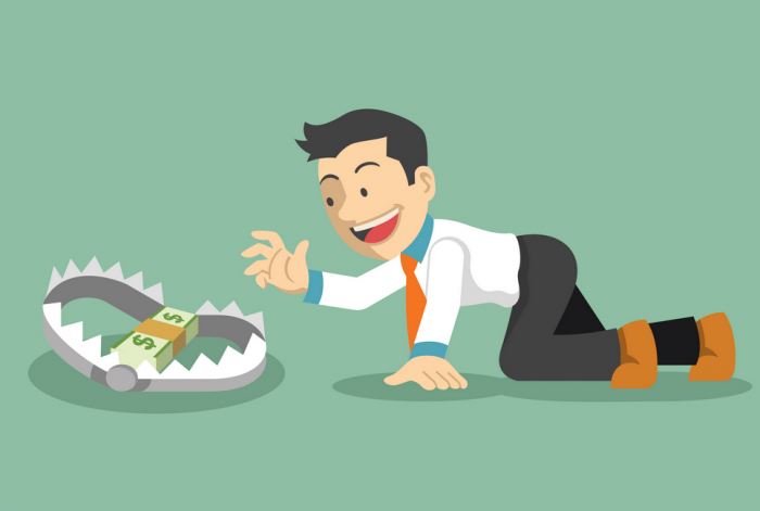 Какая черта не позволяет вам повысить ваш доход?