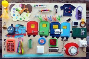 Бизнес-идея: Производство детских досок Бизиборд